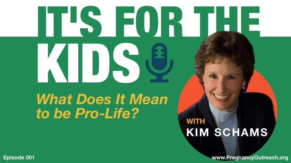 001 What does it mean to be pro-life
